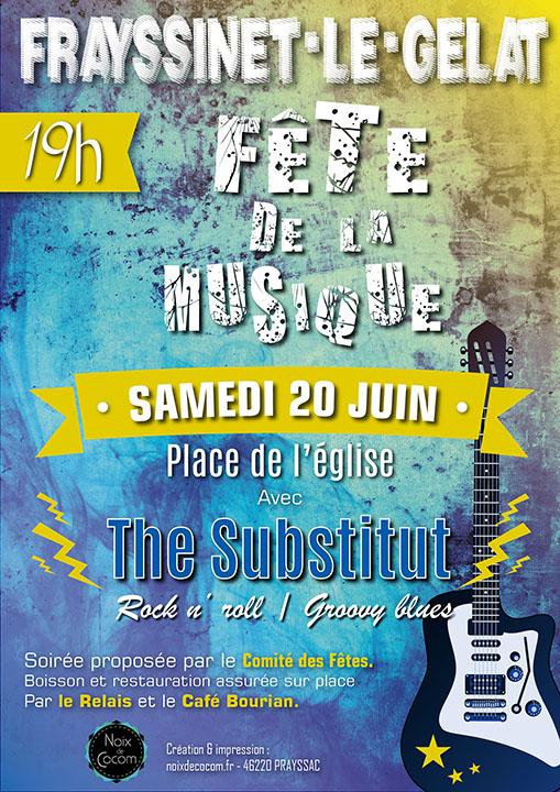 Frayssinet-le-Gélat fête la musique