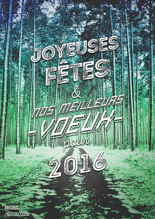 Meilleurs voeux NDC pour 2016