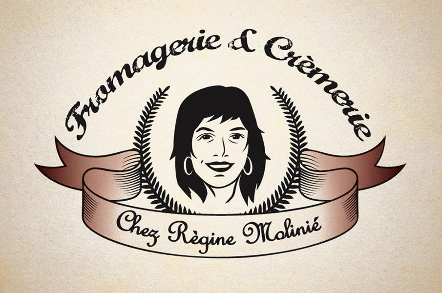 Fromagerie et crèmerie Régine Molinié