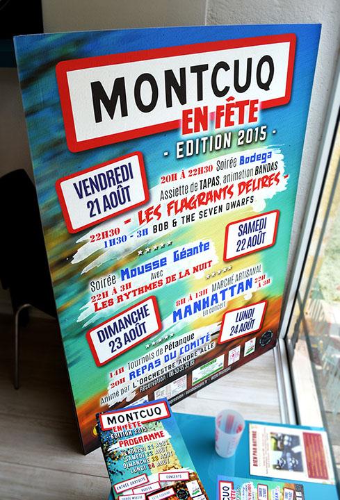 Panneau Aquilux Montcuq