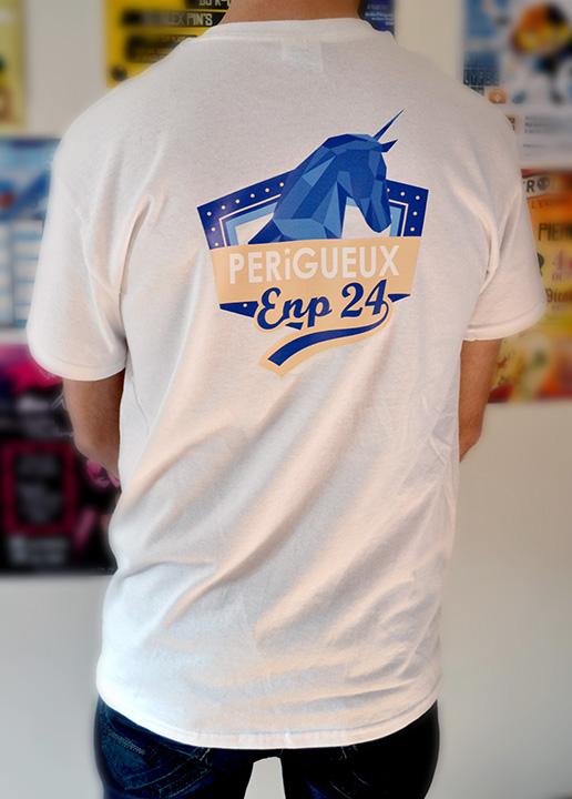 T-Shirt ENP périgueux 24