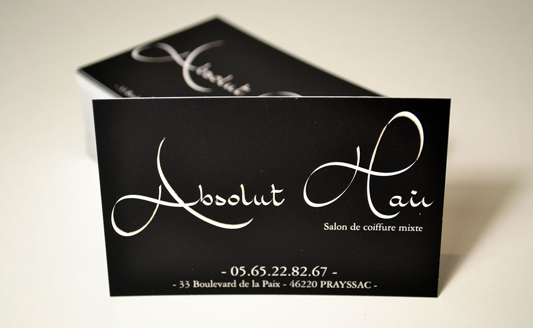 Absolut Hair – Salon de coiffure