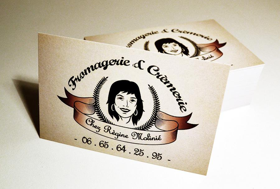 Fromagerie & Crèmerie Regine Molinié