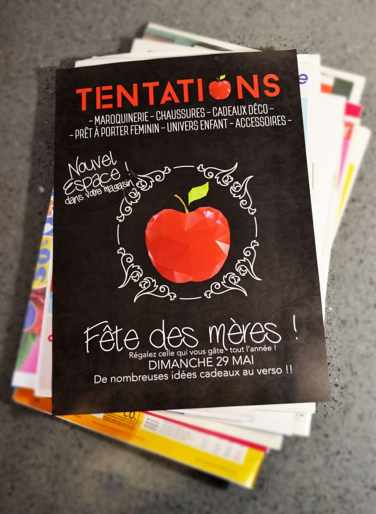 Magasin Tentations à Prayssac